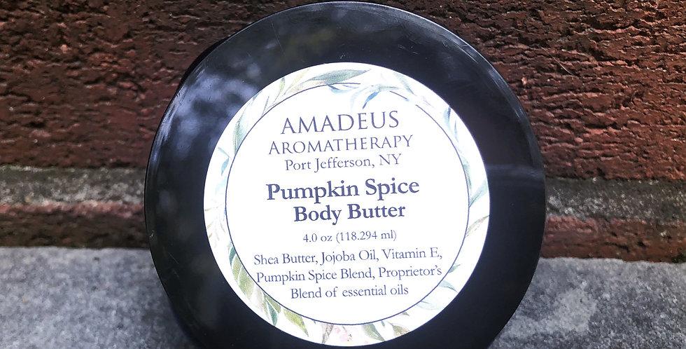 Pumpkin Spice Body Butter