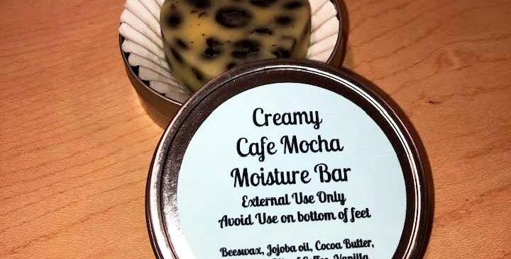 Creamy Cafe Mocha Moisture Bars