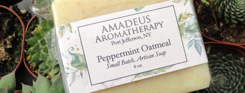 Peppermint Oatmeal