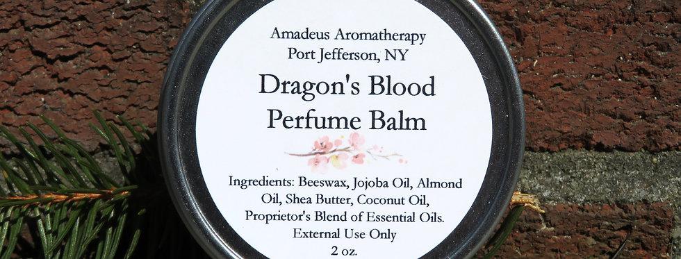 Dragon's Blood Perfume Balm