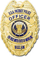 U.S.A. PATRIOT POLICE