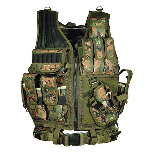Tactical Vest (Camo)