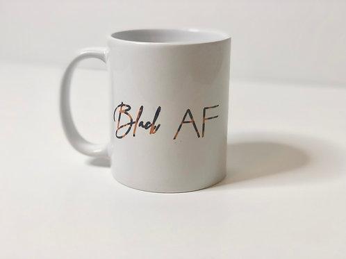 Black AF Corporate AF Mug
