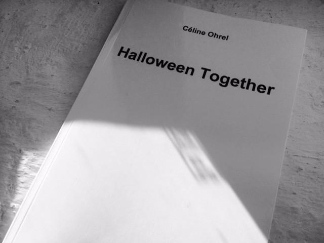 Céline Ohrel : Lauréate de l'Aide nationale à la création de textes dramatiques pour Halloween T