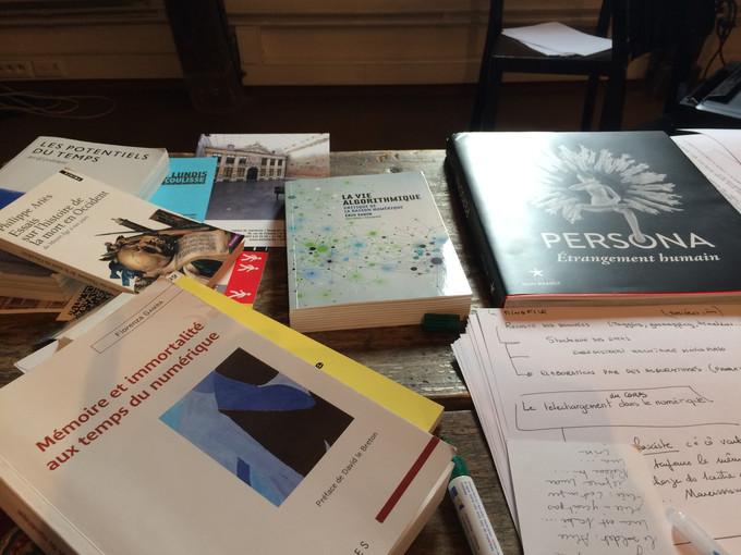 Résidence écriture La bellone Bruxelles