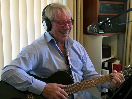 Yorkshire philanthropist releases song to support Carers' Trust during pandemic