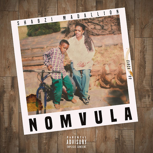 ShabZi Madallion - Nomvula Album Art