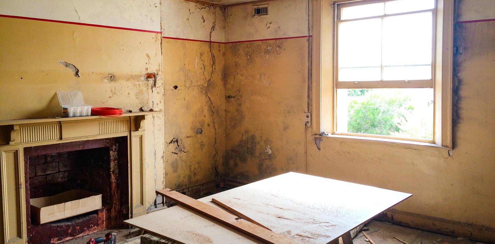 Jami's office pre-renovation 2