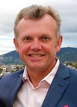 Peter Gaggin: Treasurer