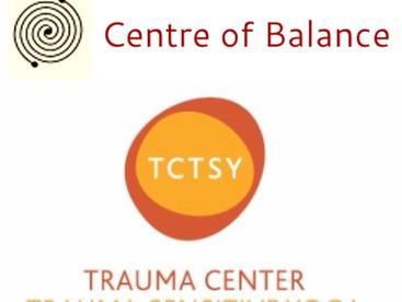 Centre of Balance: Trauma Sensitive Yoga - Maria Jude
