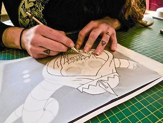 CX Stencil Making KRISTRACES.jpg