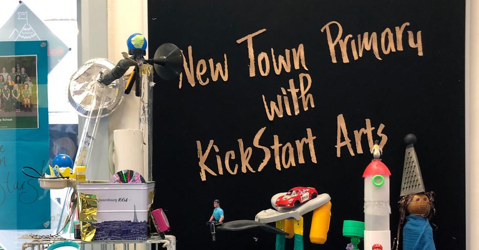 New Town Primary and Kickstart Arts