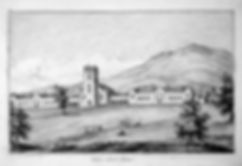 Original Drawing of the Orphan School