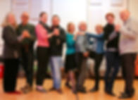 Tango Dancing at Kickstart Arts