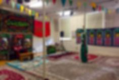 Afghan Shia Community Pop up mosque