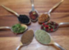 Native foraged foods
