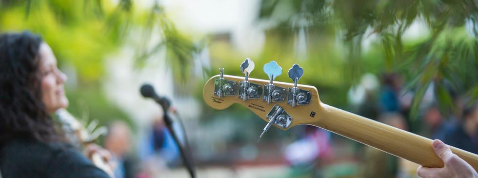 Summer Music Garden by Paul Hoelen