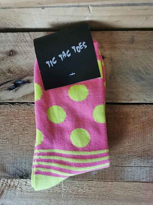 Happy Socks - Polka Yellow