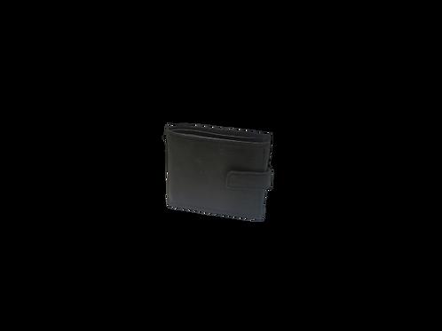 Cooper Leather Wallet - Black