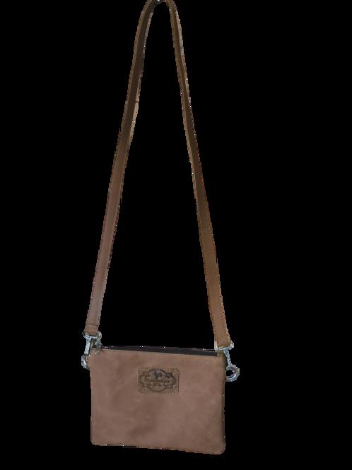 Alma Crossbody  Bag Convert - TAN