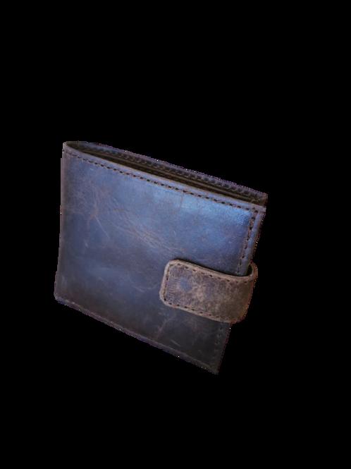 Cooper Leather Wallet - Diesel Brown