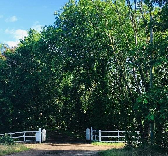 Treewell Farm Entrance