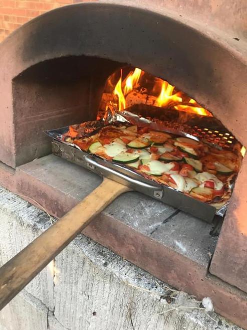 Treewell Farm's Pizza Oven