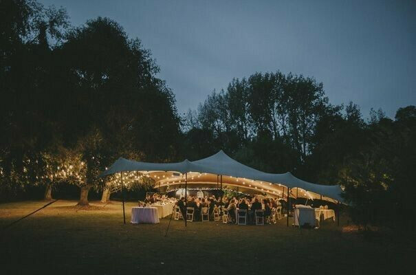 Perfect Marquee Wedding or Party Setting