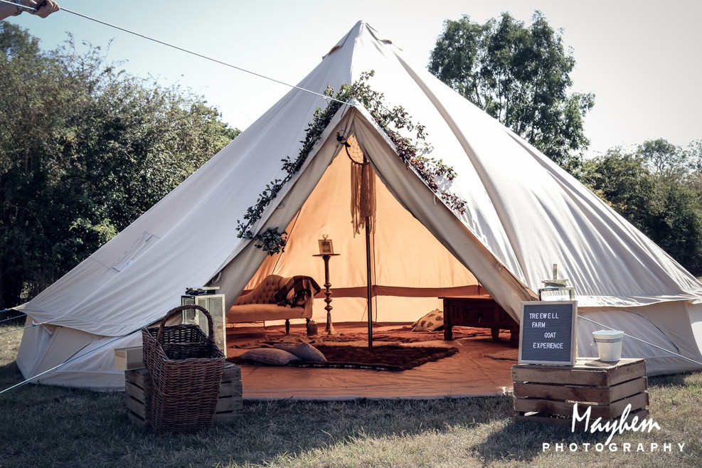 Treewell's Bell Tents