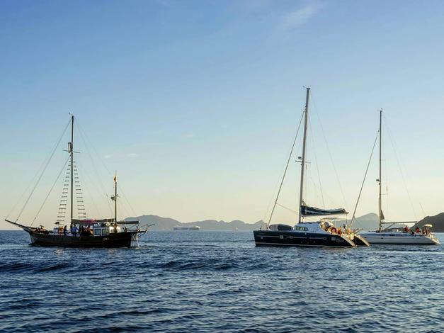 Flota Maregalia SanYago Charter