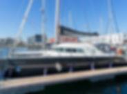 Catamarán Charter Maregalia