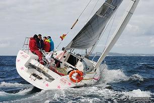 Barco de regatas Charter Maregalia