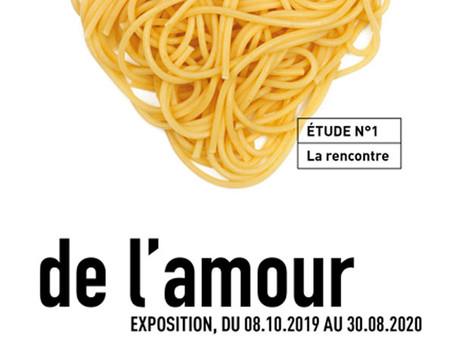 De l'Amour... L'exposition