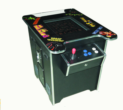 Classic 2 Player Cocktail Arcade Machine, Preloaded With All Your Old  School Favourites! Get The Mates Around And Beat Them At Galaga, Or Teach  The Kids ...