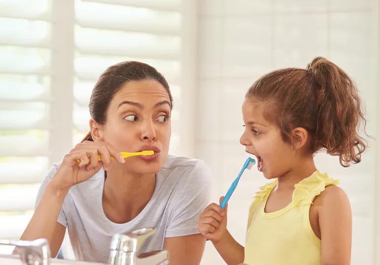 Prevent Cavities in your kids