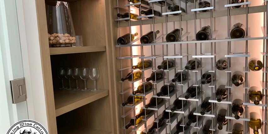 Valhalla Series Wine Room