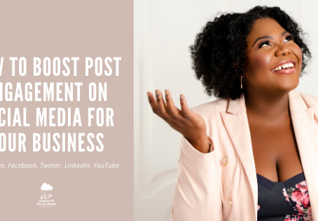 How to Boost Post Engagement on Social Media for your Business
