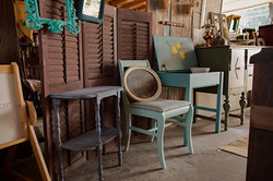 Country Chic Chair