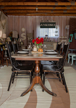 Country Chic Table Set