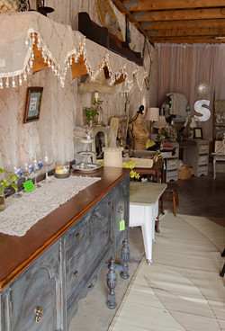 Country Chic Buffet Piece