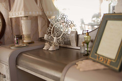 Country Chic Vanity Piece