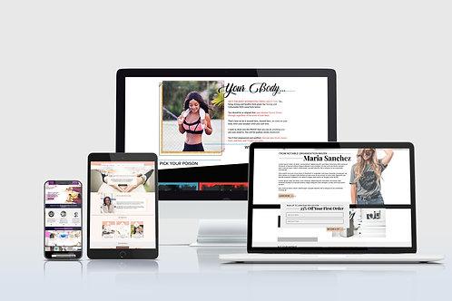 Website Multi-Pack