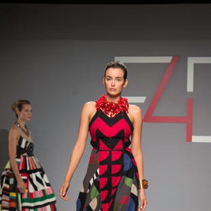 Haiti in the spotlight at Fashion 4 Development 2019.