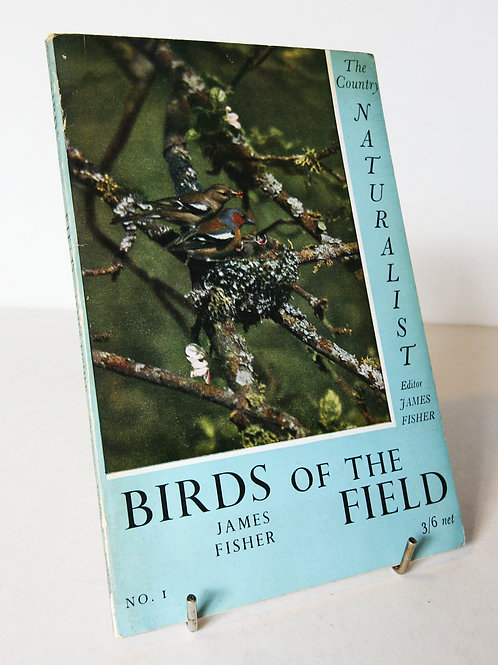 Birds of the field Guide Book