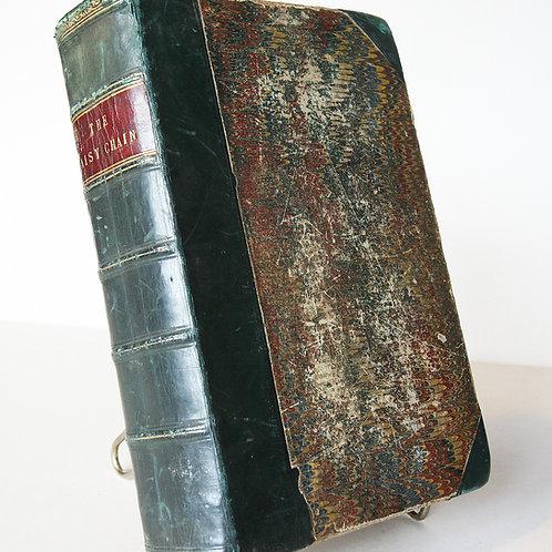 The Daisy Chain Antique Novel 1856