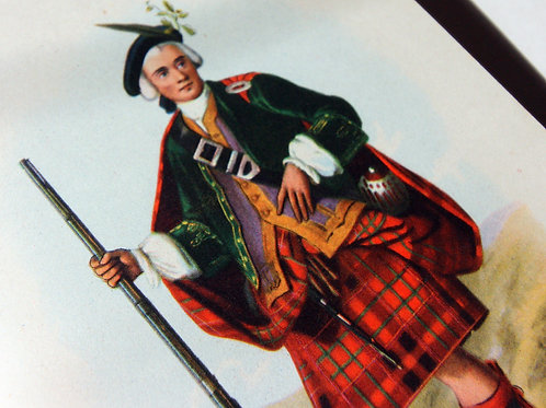 Highland Dress, Picture Book
