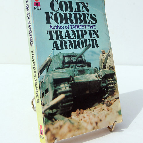 Tramp in Armour 1973 Colin Forbes