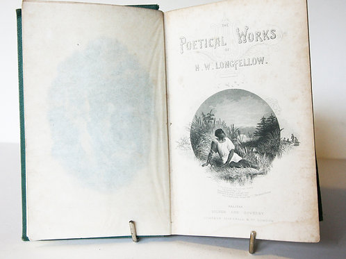 Poetical Works of Henry Longfellow