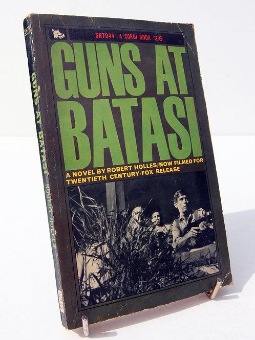 Guns at Batasi By Robert Holles