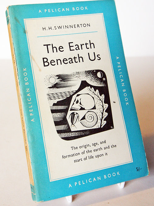 Geology Book The Earth Beneath Us